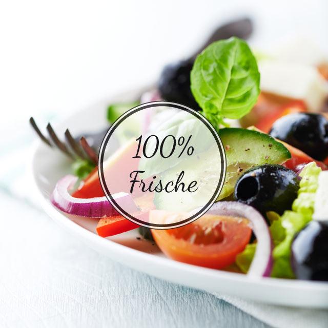 Frühauf Genuss - 100% Frische