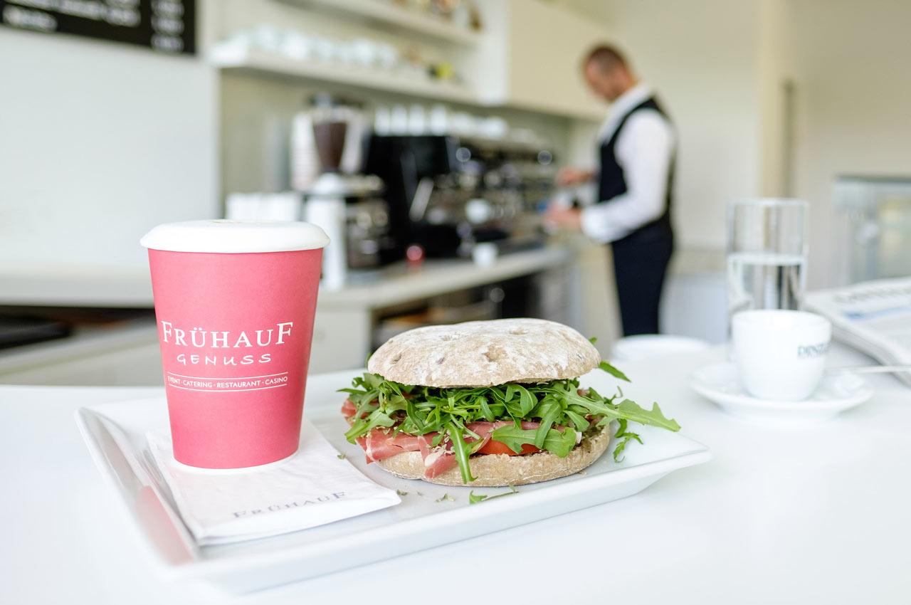 Frühauf Genuss - Business Catering