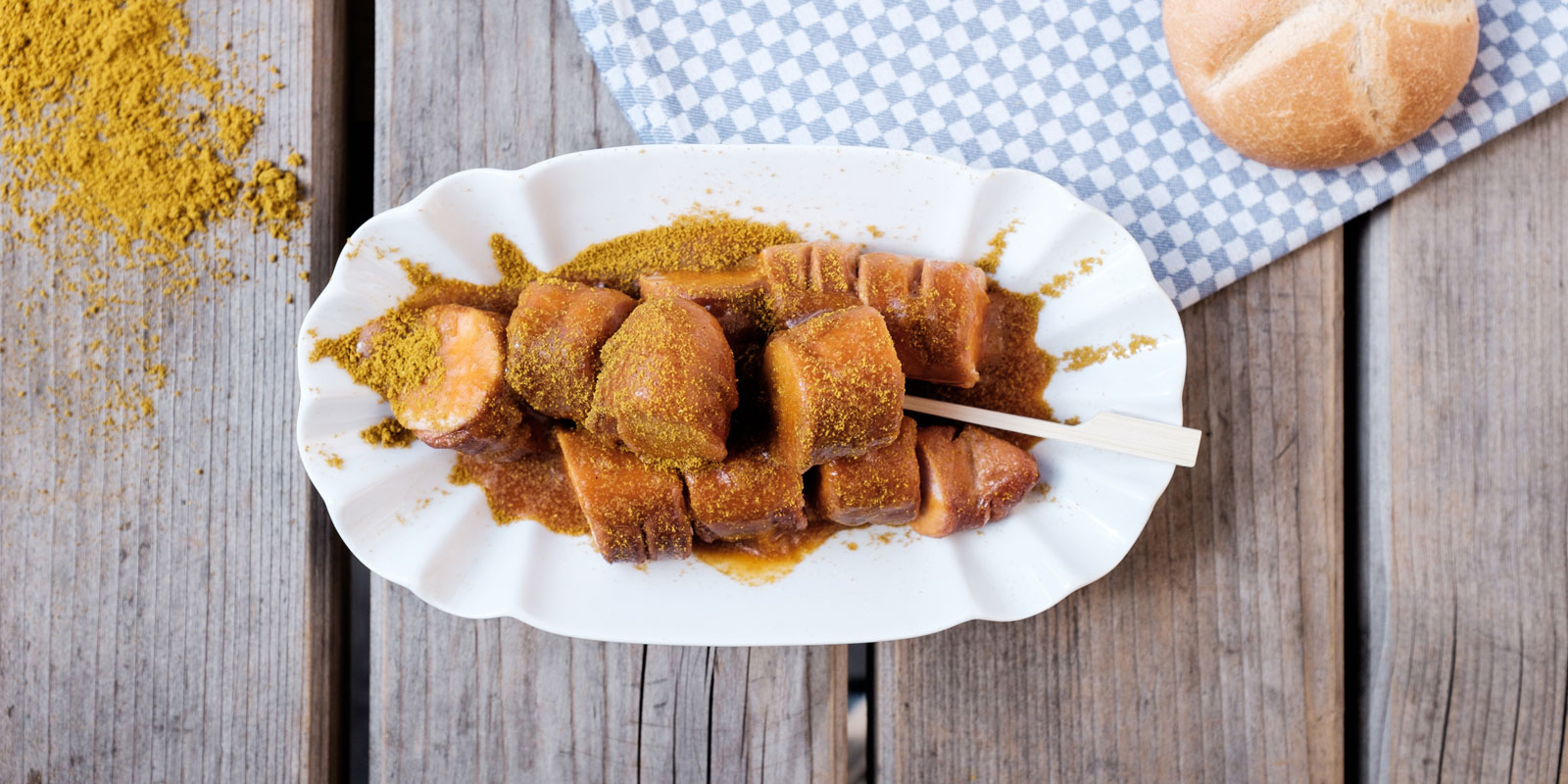 Business Restaurants Currywurst – Frühauf Genuss
