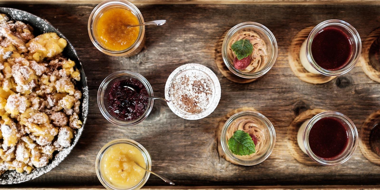 Event Catering Dessert Buffet – Frühauf Genuss