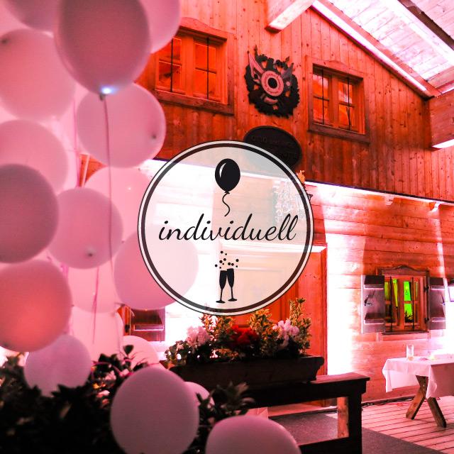 Event Beratung individuell – Frühauf Genuss