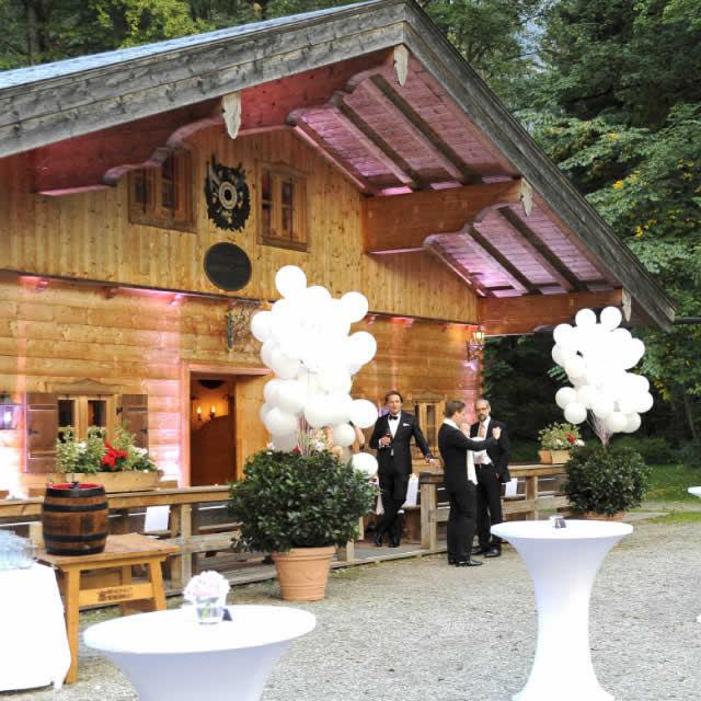 Frühauf Genuss - Gebirgsschützenhütte
