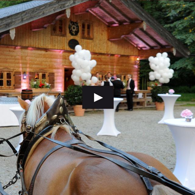 Gebirgsschützenhütte Video – Frühauf Genuss